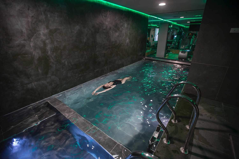 Area benessere les fleurs bleues appartamenti in affitto per vacanze a livigno con wellness - Residence a livigno con piscina ...